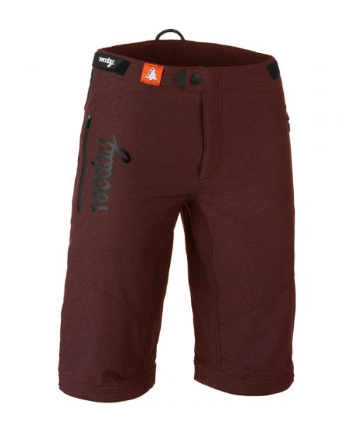 ROC Shorts Red Front