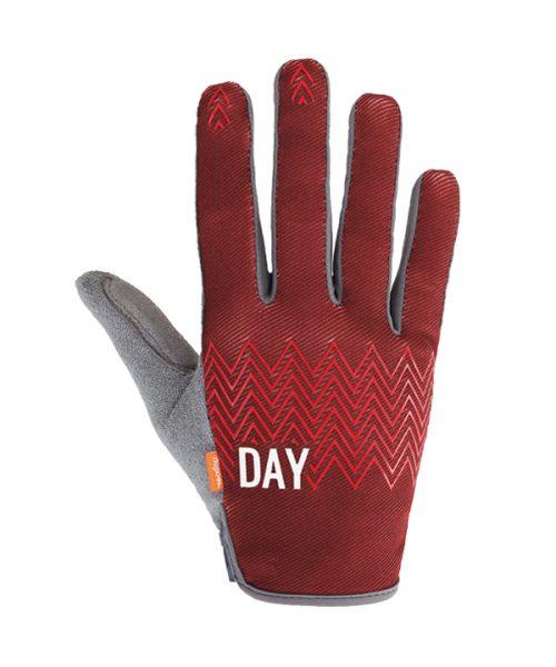 Element glove red