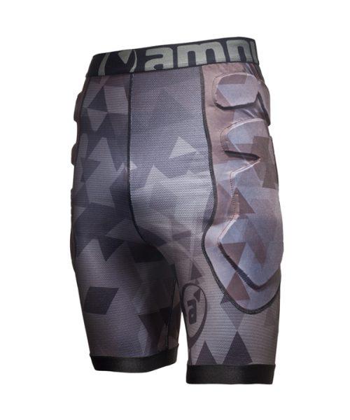Cortex Polymer Pant Black Front